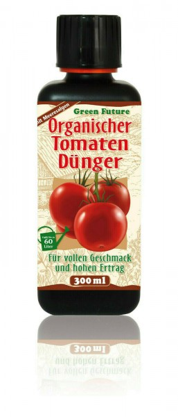 Tomaten Dünger organisch Green Future 300 ml Flüssigdünger Konzentrat